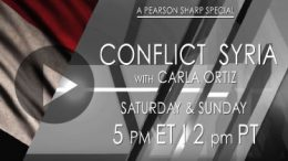 Conflict in Syria with Carla Ortiz
