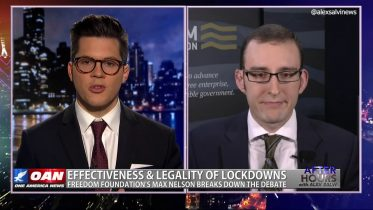 Are Lockdowns Legal with Max Nelson