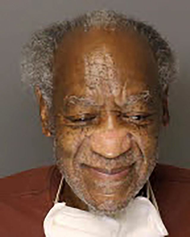 FILE PHOTO: Actor and comedian Bill Cosby is seen in a photograph taken at State Correctional Institution (SCI) Phoenix in Skippack Township