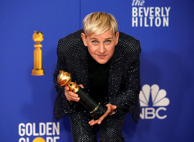 FILE PHOTO: 77th Golden Globe Awards - Photo Room - Beverly Hills, California, U.S.