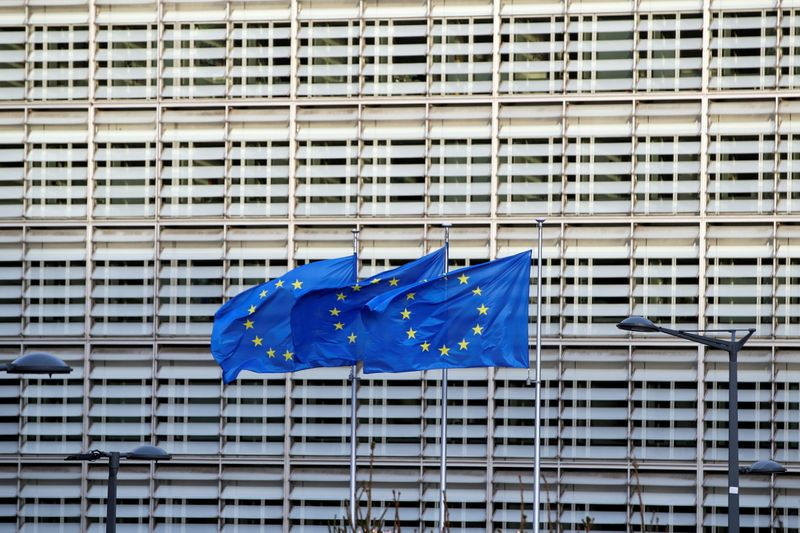 Brexit talks take place at the European Commission headquarters in Brussels