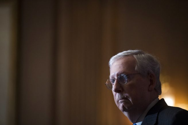 McConnell blocks Schumer's unanimous consent request for K stimulus checks