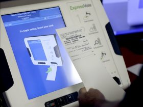 Witness confirms voting machines connected to internet while testifying before GA. senate subcommittee on elections