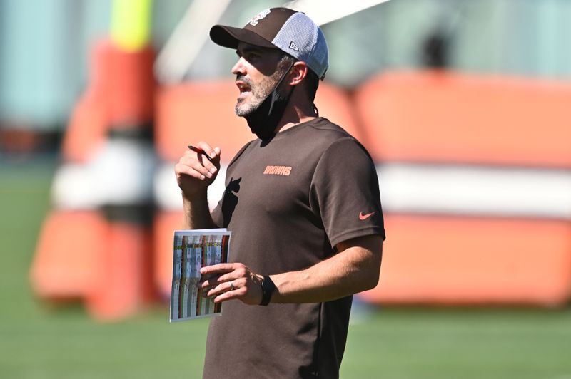 FILE PHOTO: NFL: Cleveland Browns-Training Camp