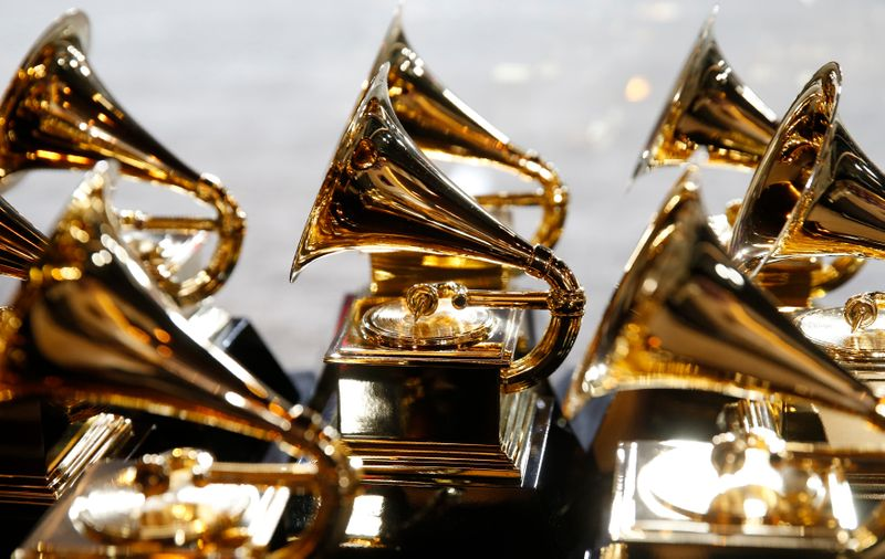 FILE PHOTO:  60th Annual Grammy Awards – Show – New York