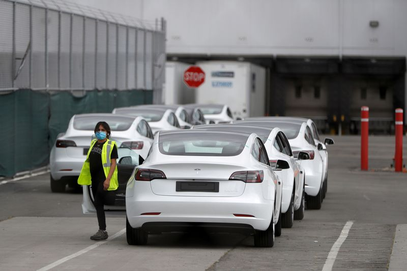 Tesla's primary vehicle factory reopens in Fremont