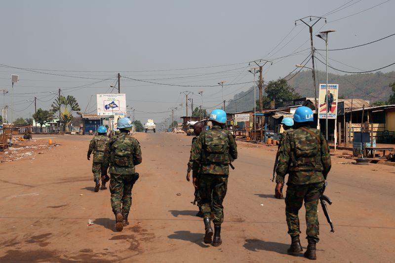 Rebels attack Central African Republic capital