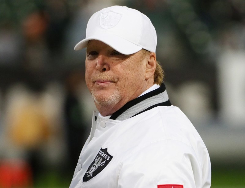 Raiders Owner Mark Davis Buying WNBA's Las Vegas Aces
