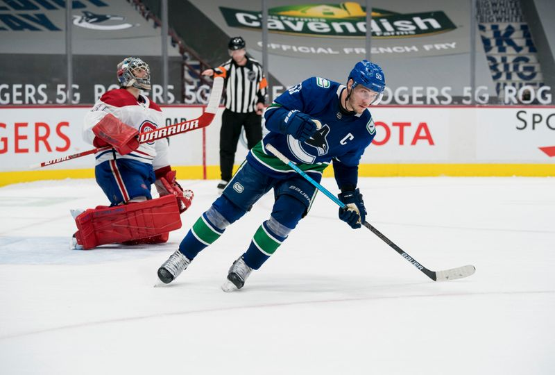 Alex Edler injured in Canucks' win vs. Montreal