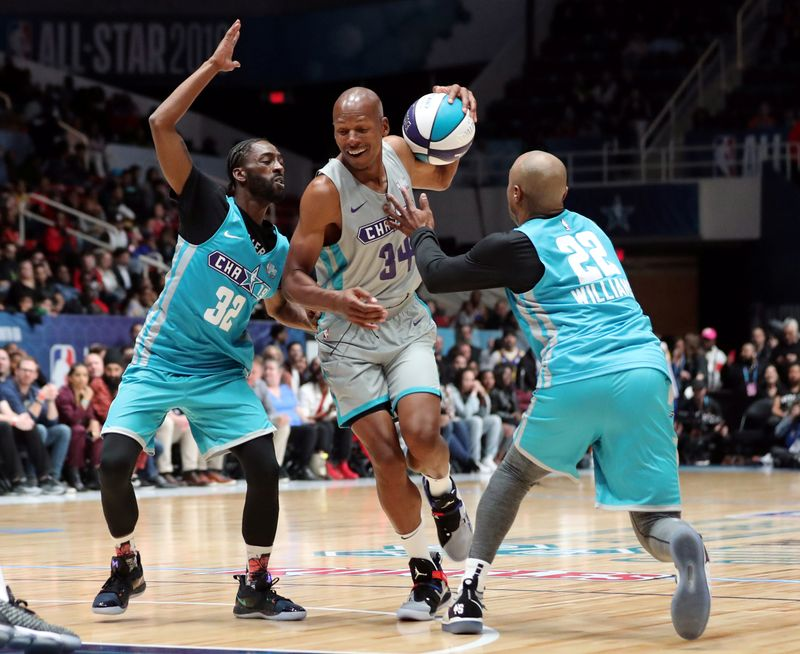 FILE PHOTO: NBA: All-Star Celebrity Game