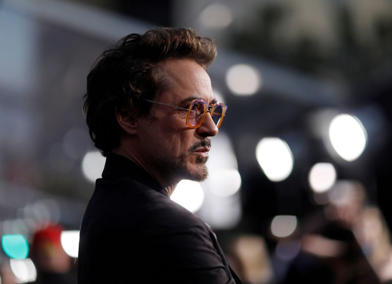 """FILE PHOTO: Premiere of """"Avengers: Infinity War"""" - Arrivals - Los Angeles, California"""