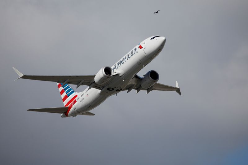 American Airlines looks to 2021 as 'year of recovery'