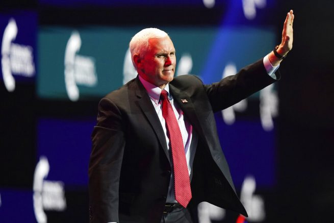 US Court dismisses govt suit on empowering Pence to overturn election results