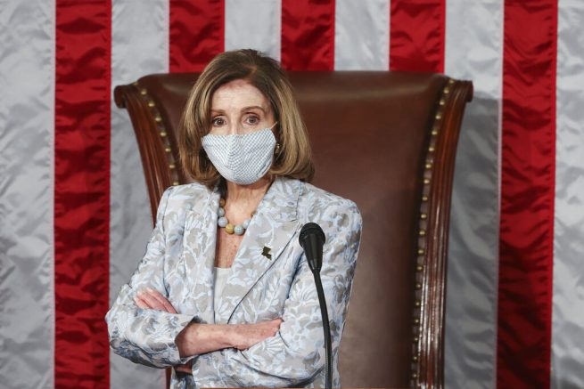 Report: Pelosi allowed recently COVID-positive rep. onto House floor to vote for her