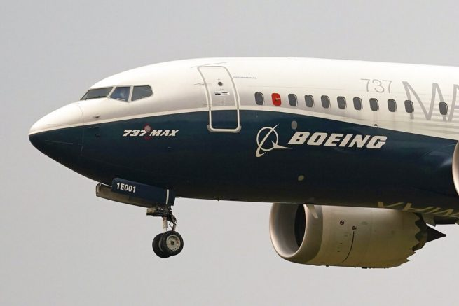 Boeing agrees to .5B settlement over 737 MAX crashes