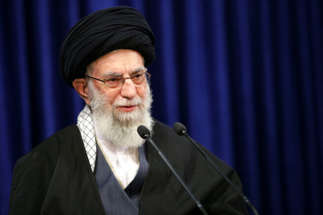 Ayatollah: Iran in no hurry to see U.S. return to nuclear deal