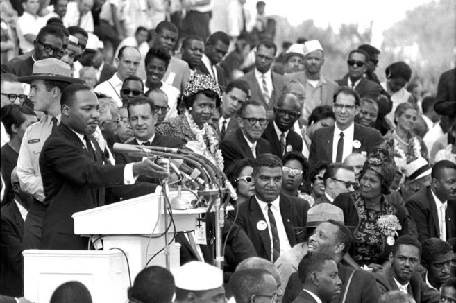 America celebrates life & legacy of Dr. Martin Luther King Jr.
