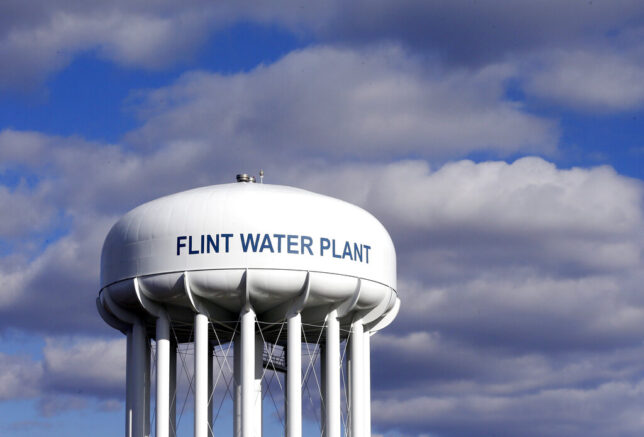 Fmr. Mich. governor to face charges over flint water scandal