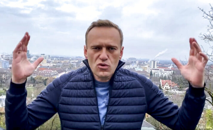 Navalny plans to return to Russian Federation on Sunday