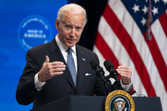 Biden caught lying about 'Buy American', plagiarizing President Trump