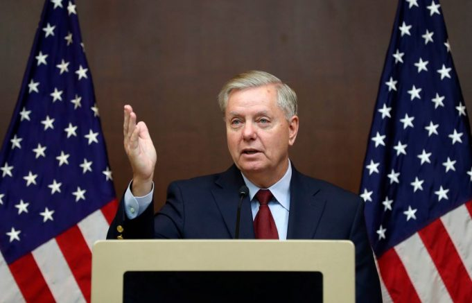 Sen. Graham warns Biden against changing rules to pass COVID stimulus