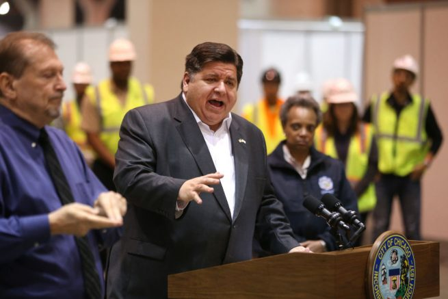 Governor Pritzker Condemns Illinois GOP Rep. Mary Miller for Praising Hitler