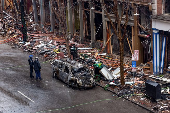 Nashville bomber's property transfers to Los Angeles woman irked family