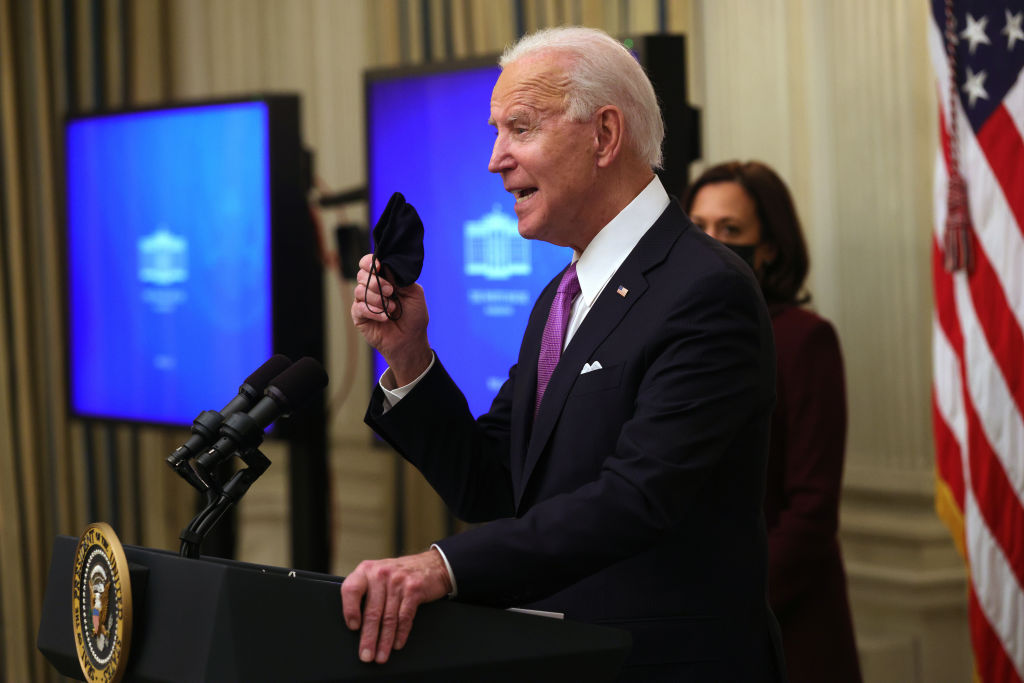 Report: Biden killed 52K American jobs on day 1 in office