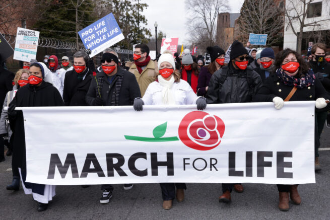 Americans remember the 48th annual March for Life