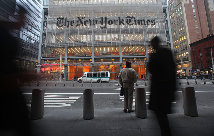 Former New York Times writer Bari Wess slams outlet
