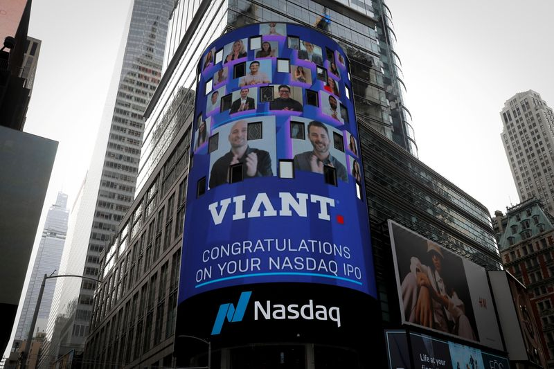 Viant Technology Inc. (DSP) IPO in New York