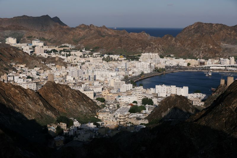 FILE PHOTO: General view of old Muscat