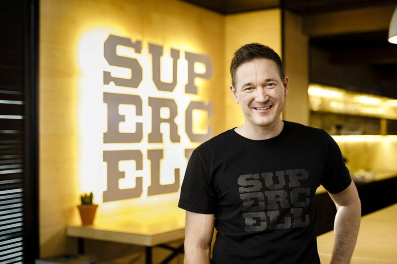 Supercell news conference