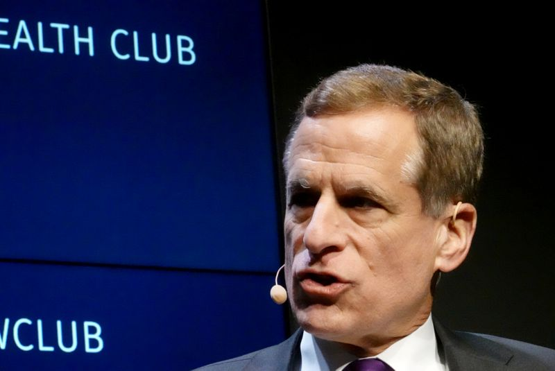 Dallas Federal Reserve Bank President Robert Kaplan speaks at the Commonwealth Club in San Francisco