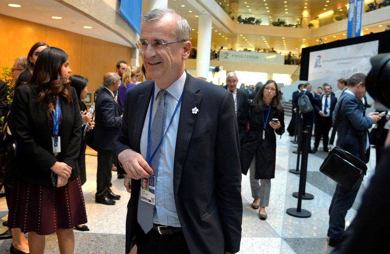FILE PHOTO: IMF and World Bank hold 2019 Annual Fall Meetings in Washington