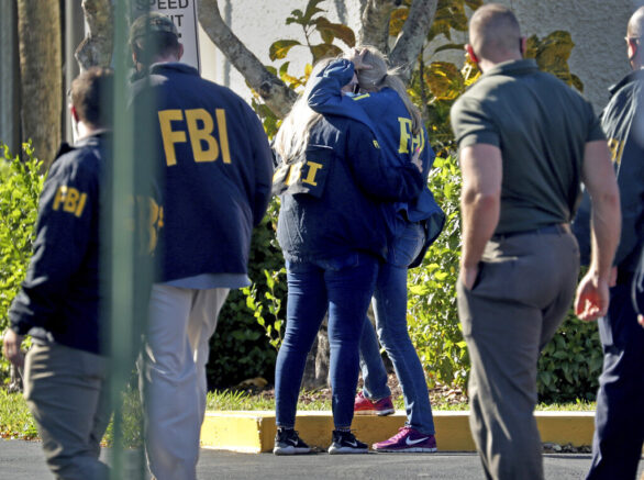 FBI agents involved in a shooting in South Florida