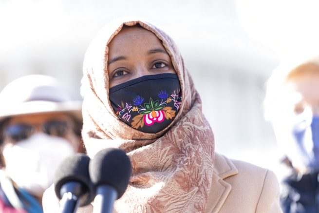 GOP reps. introduce 'OMAR Act' to crackdown on lawmakers who channel campaign funds to spouses