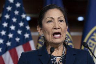 Biden Interior secy. nominee Deb Haaland sparks fears over radical left-wing climate policies