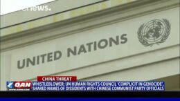 Newly revealed documents show the extent to which the UN has cooperated with Chinese efforts to silence opposition to its human rights abuses. One America's Hans Hubbard reports.