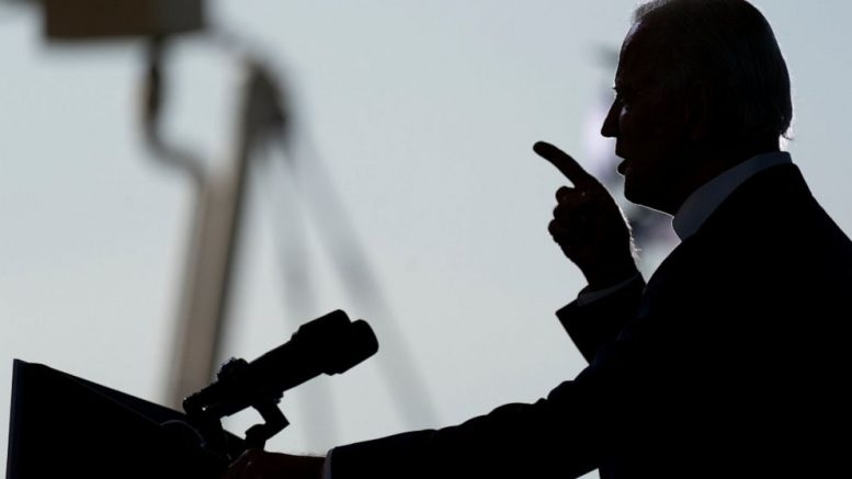Report: Biden took donations from lobbyist for NSO Group