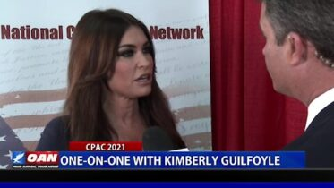Kimberly Guilfoyle spoke with OAN on CPAC's message to conservatives and Donald Trump's plan for the GOP. One America's Dan Ball has more from Orlando.