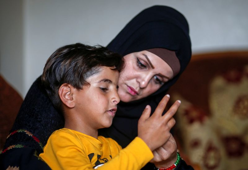 Separated by Israel, a Gaza family longs for reunion