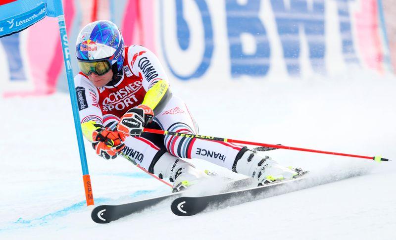 Alpine Skiing - World Cup Finals