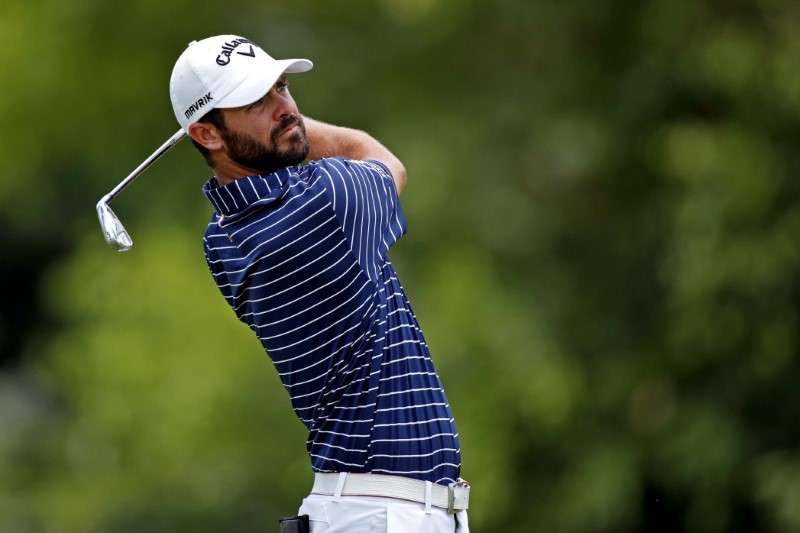 PGA: Rocket Mortgage Classic - First Round