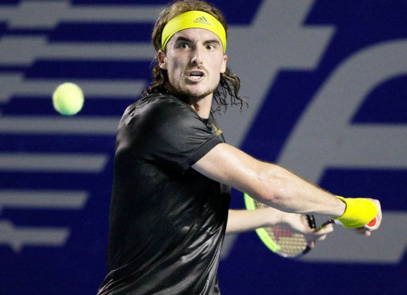 FILE PHOTO: ATP 500 - Mexican Open