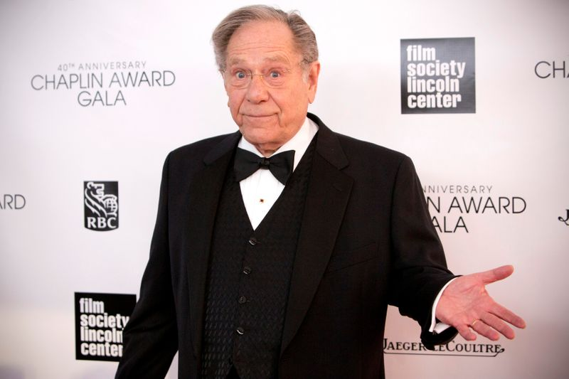 FILE PHOTO: Actor George Segal attends the 40th Anniversary Chaplin Award Gala at Avery Fisher Hall at Lincoln Center for the Performing Arts in New York