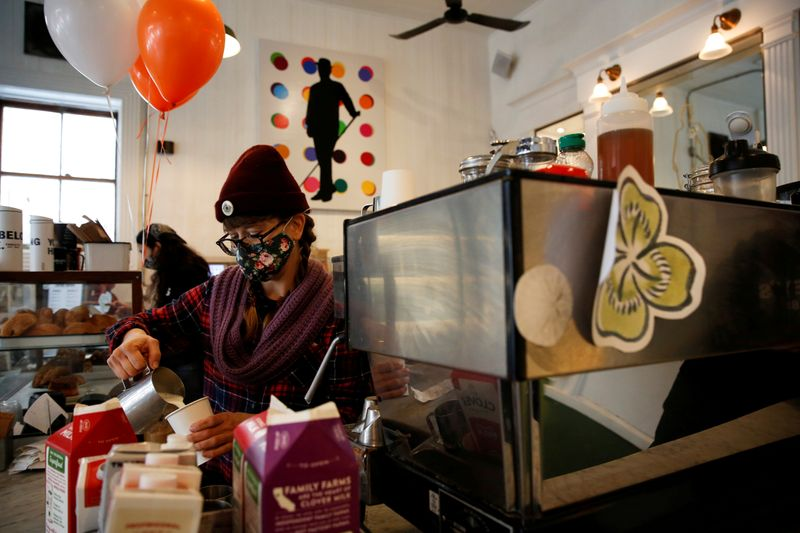 FILE PHOTO: Farley's Cafe marks its 32nd anniversary on St. Patrick's Day in San Francisco