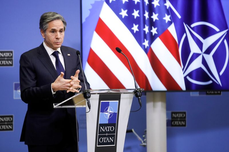 NATO Foreign Affairs Ministers meeting