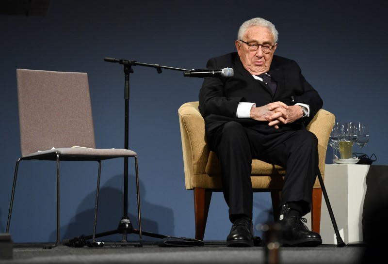 American Academy's Henry A. Kissinger Prize award ceremony in Berlin