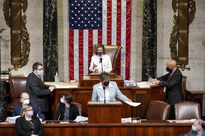 House passes final version of .9T stimulus bill